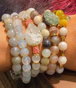 bracelets en pierres naturelles bijoux Carcassonne Toulouse montpellier_nell boutique